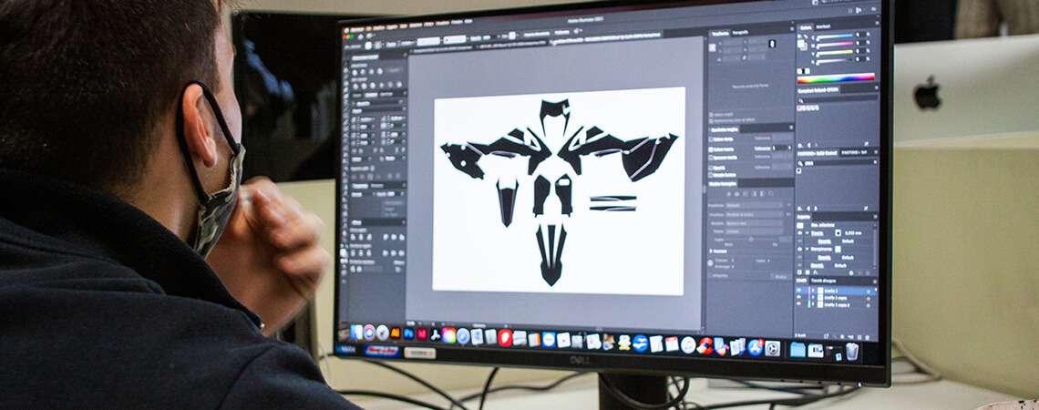 progettazione grafica rtg artline castellarano