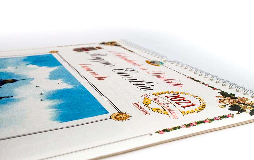 calendario personalizzato come farlo con word - rtg artline castellarano
