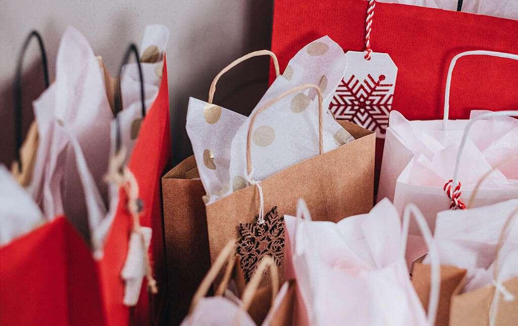 shopping natalizio negozi