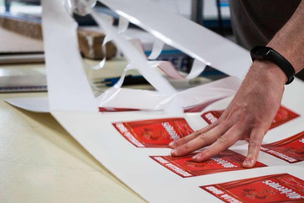 come e dove usare etichette adesive personalizzate